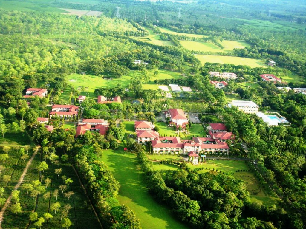 "View of ""The Assam Valley School"""
